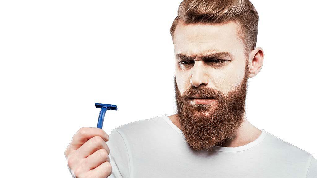 6 мифов о бритье